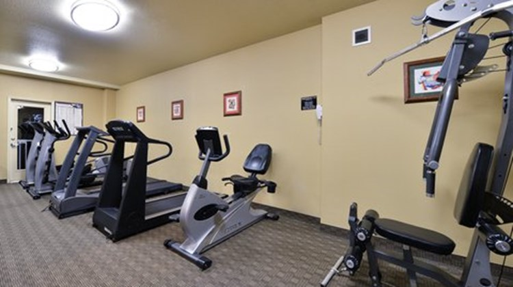 Holiday Inn Express Portland SE Health Club