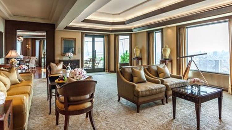 The Peninsula Bangkok Suite