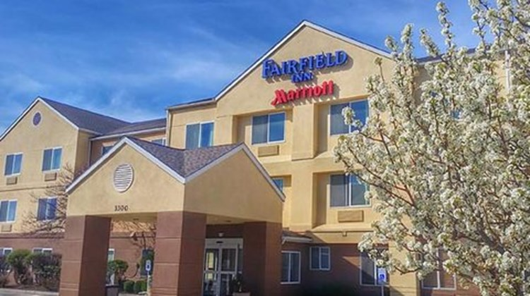 Fairfield Inn Boise Exterior