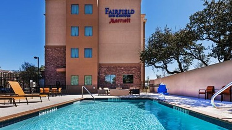 Fairfield Inn & Sts Austin NW Research B Health Club