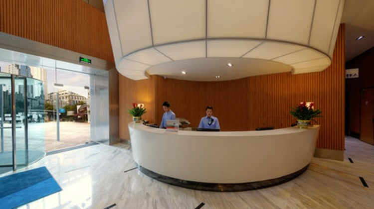 Holiday Inn Express Foshan Nanhai Lobby