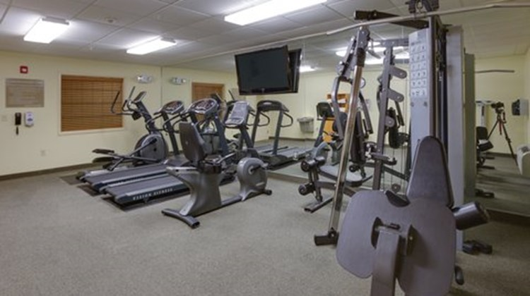 Candlewood Suites Richmond Airport Health Club