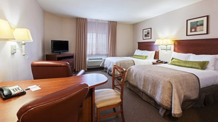 Candlewood Suites Texas City Room