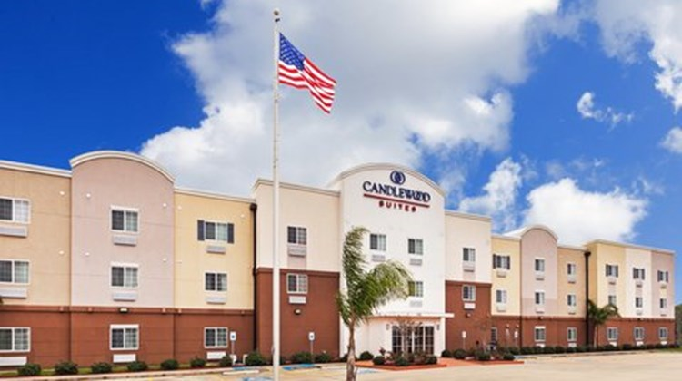 Candlewood Suites Texas City Exterior