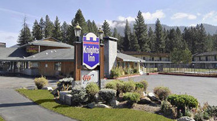 Knights Inn South Lake Tahoe Exterior