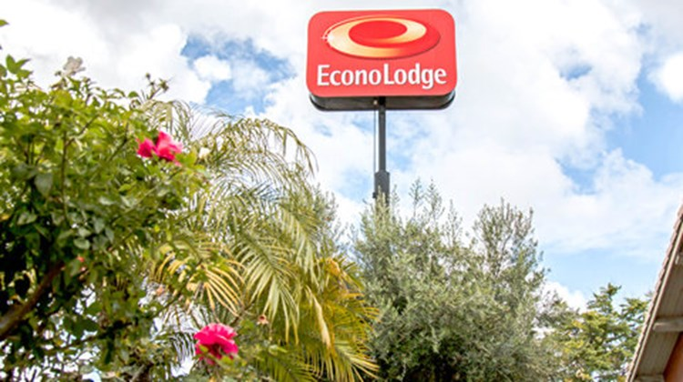 Econo Lodge Lemon Grove Exterior