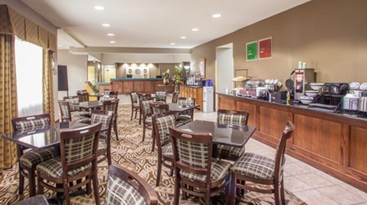 Comfort Inn & Suites Lees Summit Restaurant