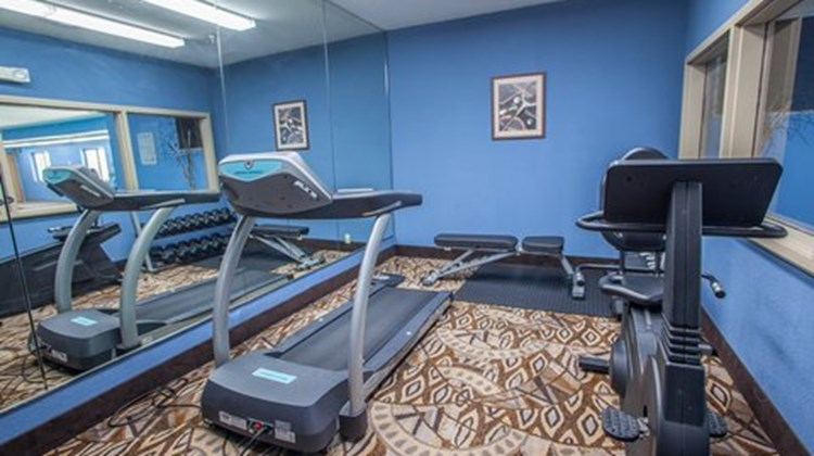 Comfort Inn & Suites Lees Summit Health Club