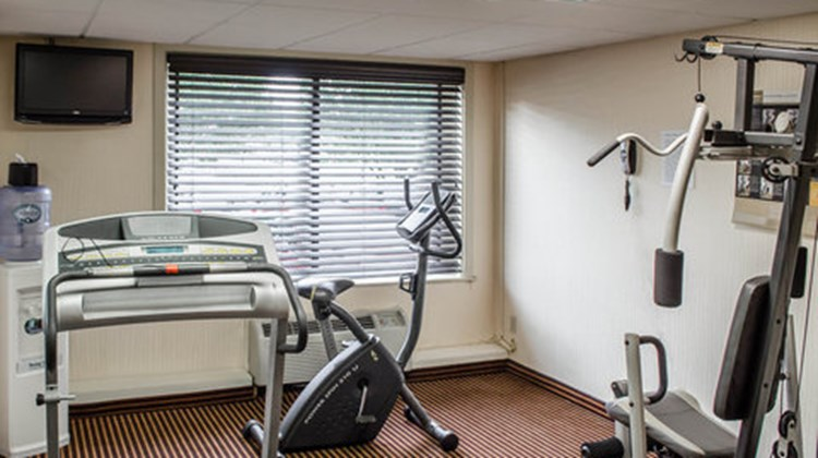 Comfort Inn Riverfront Health Club