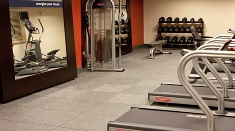 Hampton Inn - Oxford/Miami Univ Area Health Club