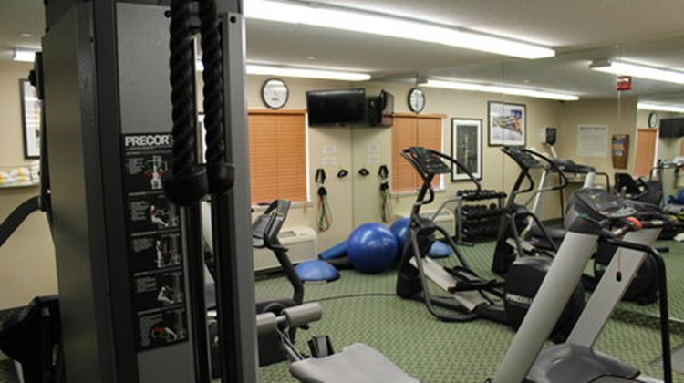Candlewood Suites Sterling Health Club
