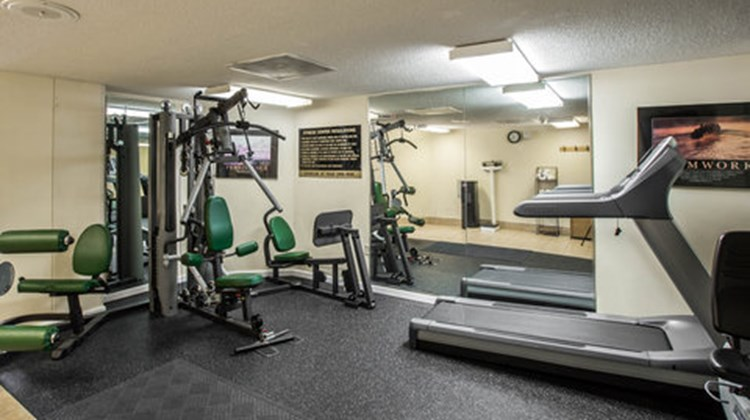 Comfort Inn & Suites Crabtree Valley Health Club