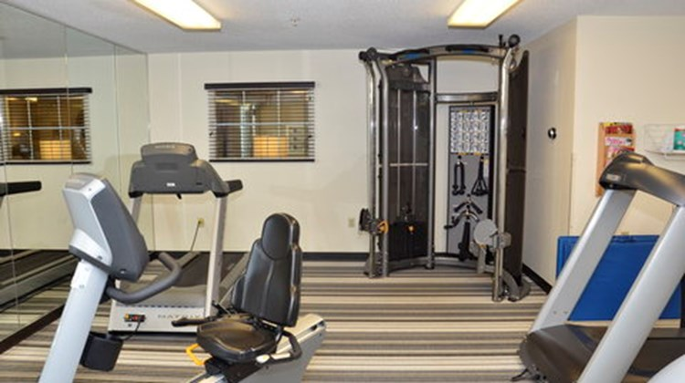 Candlewood Suites Detroit-Warren Health Club