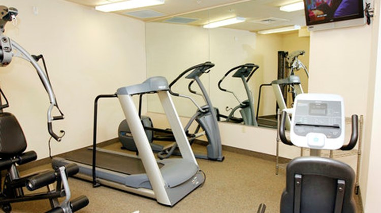 Candlewood Suites Meridian Business Ctr Health Club