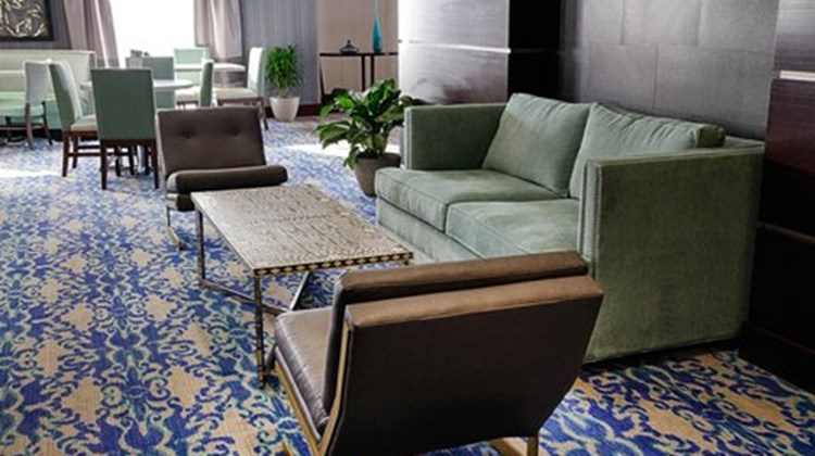 Holiday Inn Express & Suites Sidney Lobby