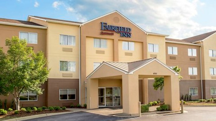 Fairfield Inn by Marriott Exterior