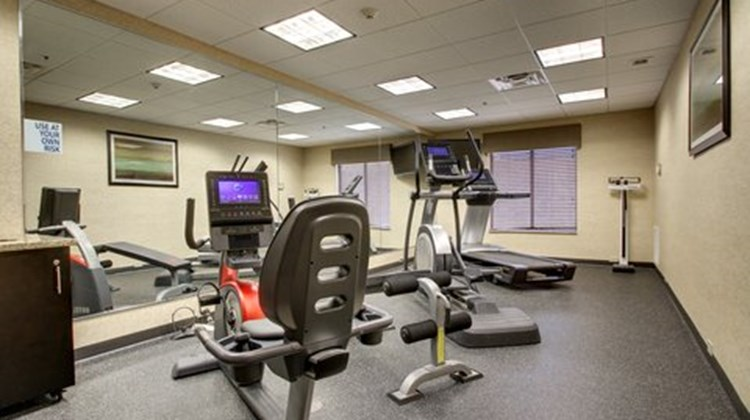 Holiday Inn Express Natchez South Health Club