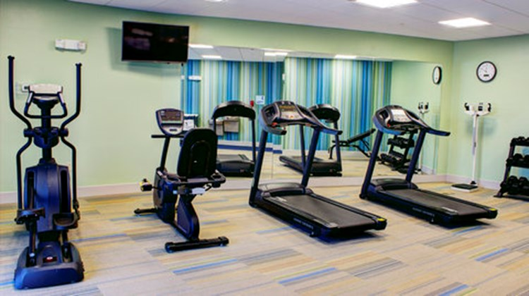 Holiday Inn Express & Suites Spencer Health Club