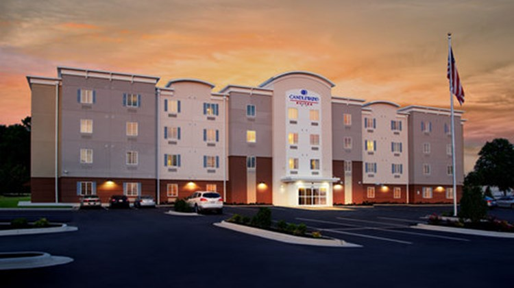 Candlewood Suites North Little Rock Exterior