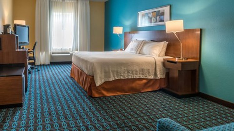 Fairfield Inn Ft Leonard Wood/St Robert Room