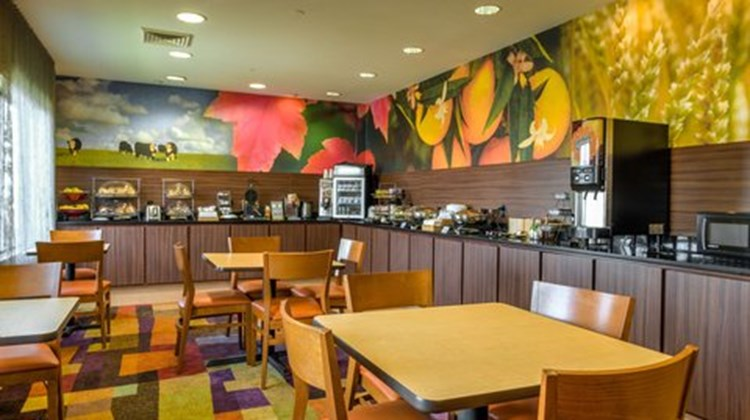 Fairfield Inn Ft Leonard Wood/St Robert Restaurant