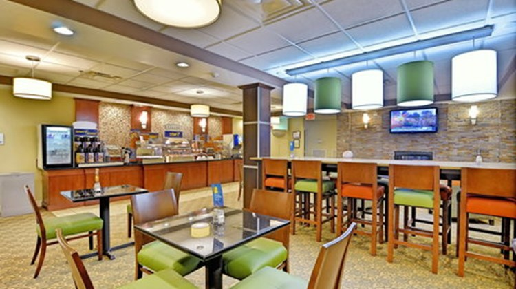 Holiday Inn Express Athens Restaurant