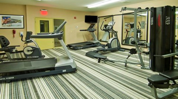 Candlewood Suites Tupelo North Health Club