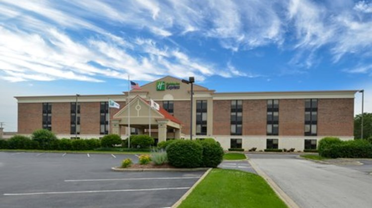 Holiday Inn Express Crestwood Exterior