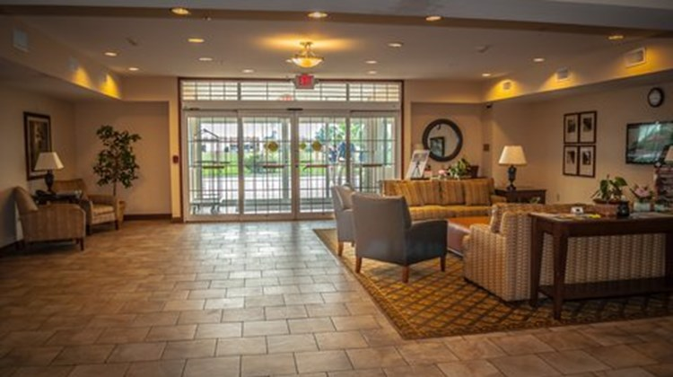 Candlewood Suites New Iberia Lobby