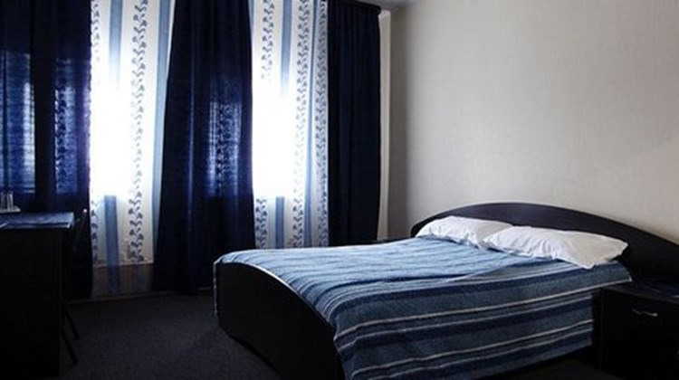 Fiord Hotel Room