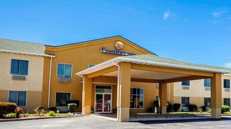 Comfort Inn Kingdom City Exterior