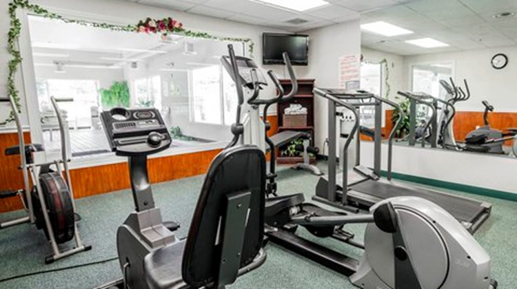 Comfort Inn Kingdom City Health Club