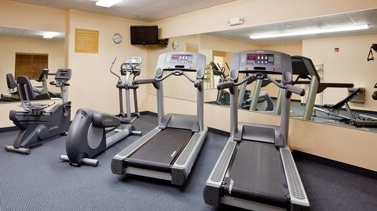 Candlewood Suites New Bern Health Club
