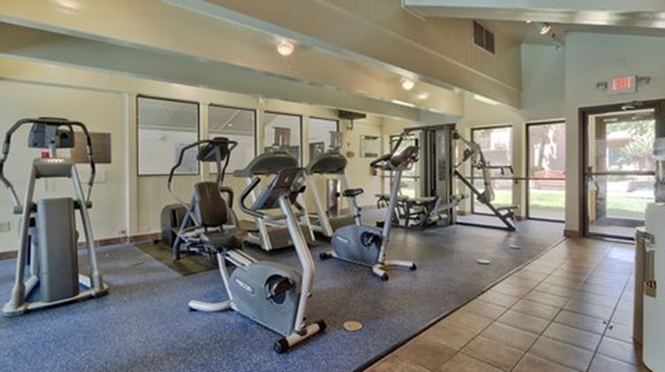 Fairfield Inn Albuquerque UniversityArea Health Club
