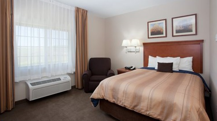 Candlewood Suites Craig Northwest Suite