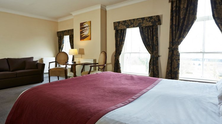 George Hotel Huntingdon Room
