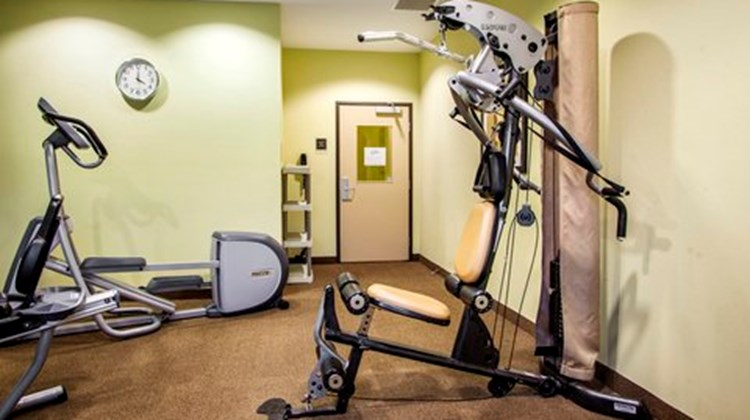 Suburban Extended Stay Health Club