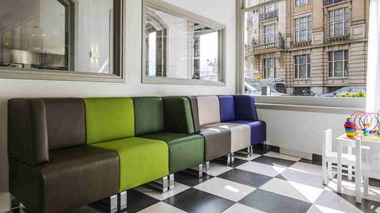 Ibis Styles Amsterdam Central Station Recreation