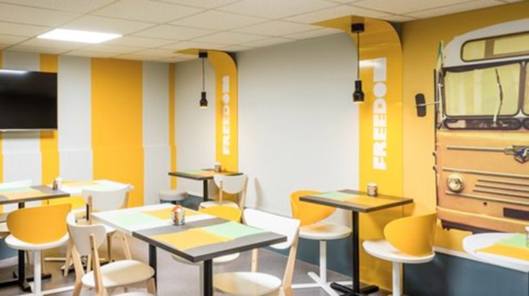Ibis Styles Paris Crimee Restaurant