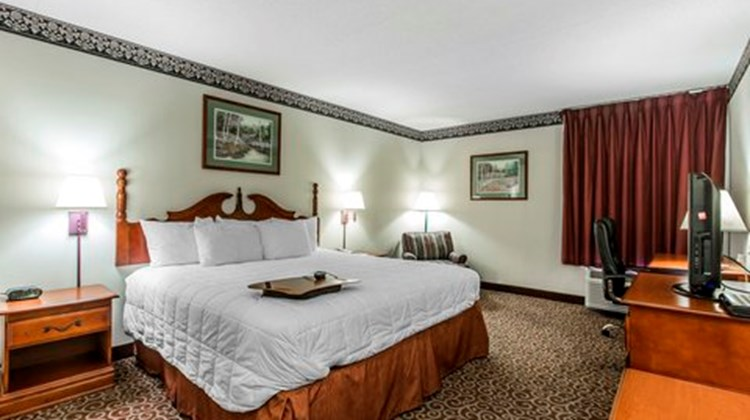 Clarion Inn W-I-24/Lookout Mountain Room
