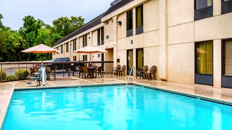 Clarion Inn W-I-24/Lookout Mountain Pool