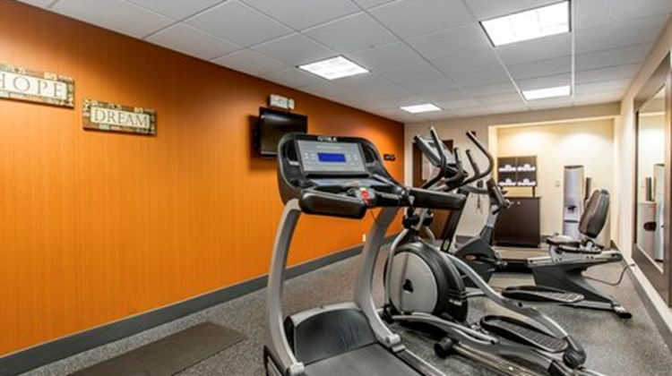 Clarion Inn W-I-24/Lookout Mountain Health Club