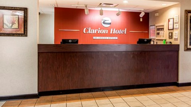 Clarion Inn W-I-24/Lookout Mountain Lobby