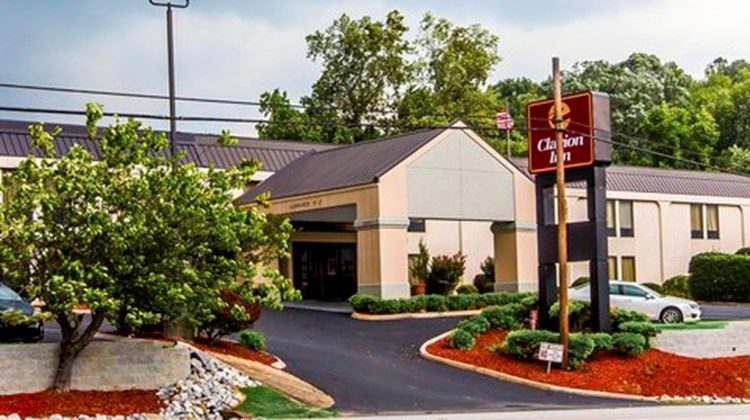 Clarion Inn W-I-24/Lookout Mountain Exterior