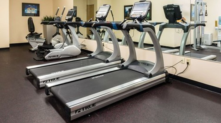 Fairfield Inn Ft Leonard Wood/St Robert Health Club