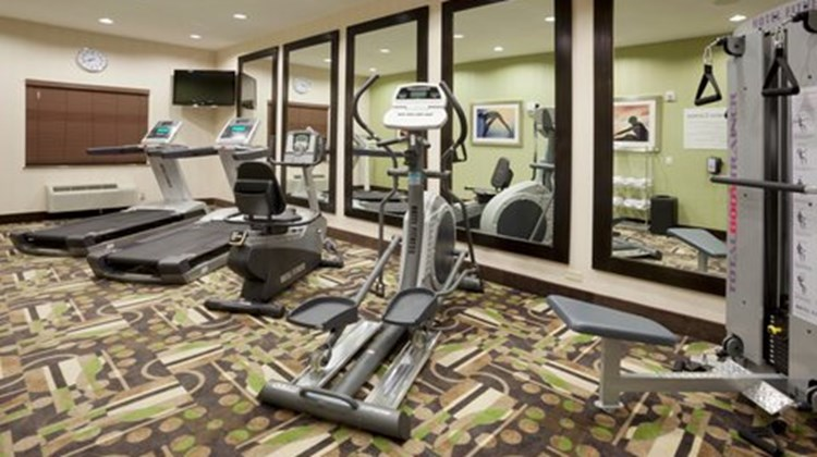 Holiday Inn Express & Suites Beltway 8 Health Club