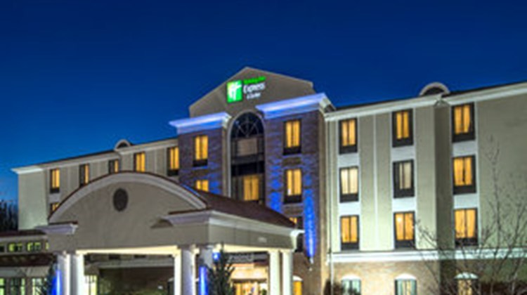 Holiday Inn Express Lavonia Exterior