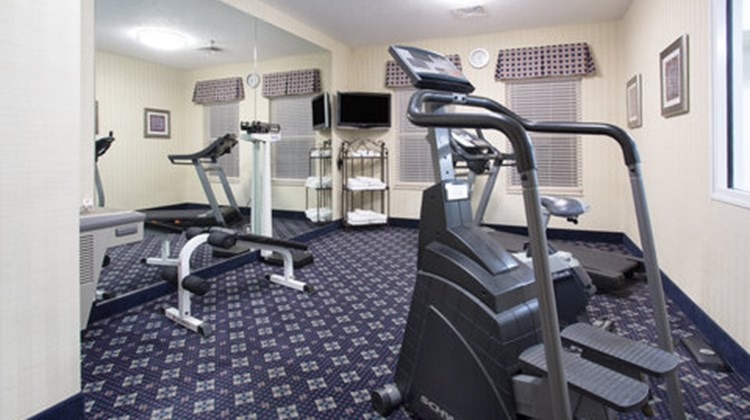 Holiday Inn Express & Suites Abilene Health Club