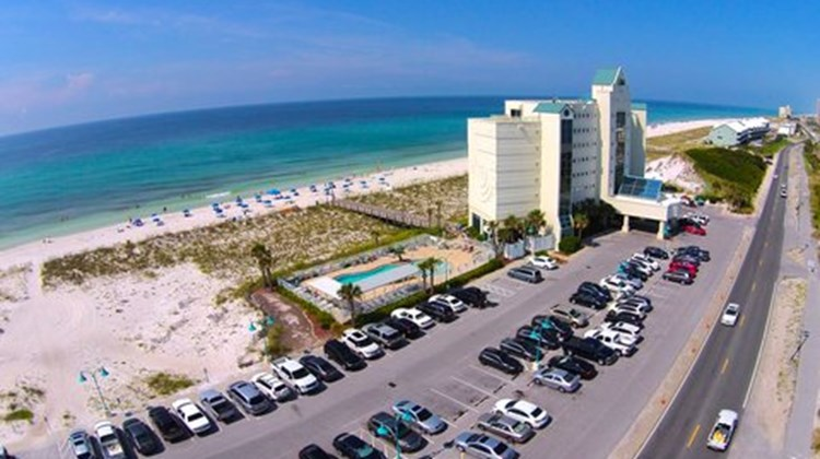 Holiday Inn Express Pensacola Beach Beach