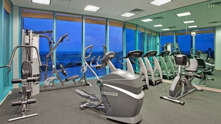 Holiday Inn Express Pensacola Beach Health Club